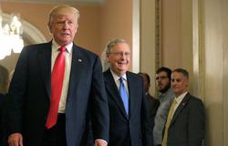 Дональд Трамп отказался от зарплаты на президентском посту