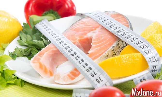 Яркая диета «Светофор»