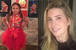 5-летняя дочка Иванки Трамп свободно говорит на китайском