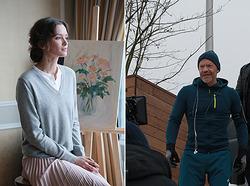 Бондарчук и Андреева снимаются в одной картине
