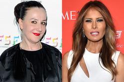 Дизайнер отказалась одевать Меланию Трамп