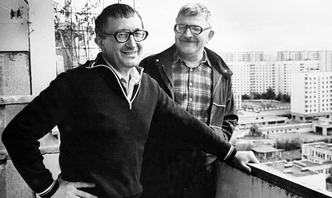 Две жизни и один творческий путь: братья Стругацкие