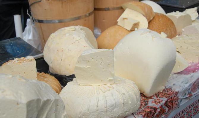 Сырно-творожная традиция