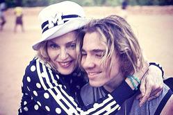 Мадонна прокомментировала арест сына за употребление наркотиков