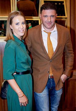 Ксения Собчак выбрала имя для сына
