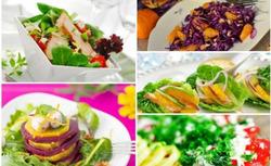 Салаты: новогодние рецепты
