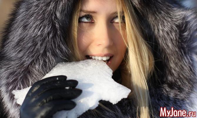 Первый зимний месяц…
