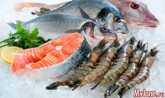 Фестиваль морепродуктов в Испании