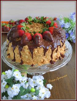 """Торт """"Наполеон"""" по-одесски"""