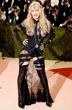 Мадонне присудили звание женщины года