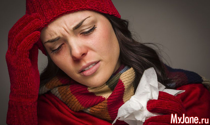 12 советов красоты в период простуды