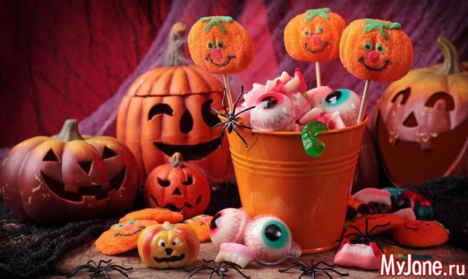 Самые страшные блюда на Хэллоуин