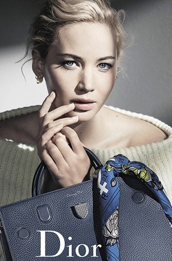 Самая высокооплачиваемая актриса в рекламе сумок