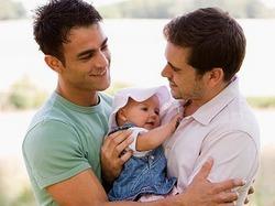 Однополые семьи