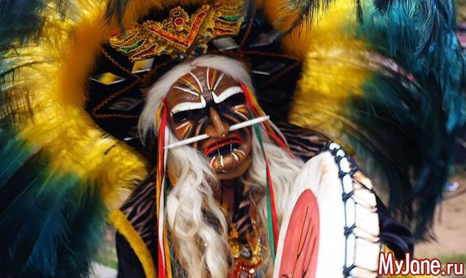Проклятие шаманских захоронений