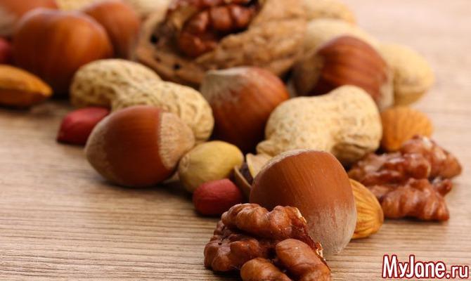 Орехи - не простые