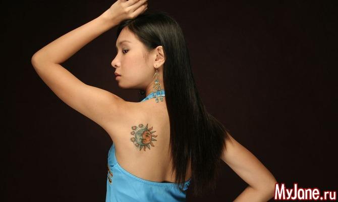 Женские татуировки: как не переборщить