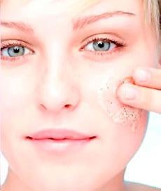 Омолаживаем кожу — пилинг лица в домашних условиях.