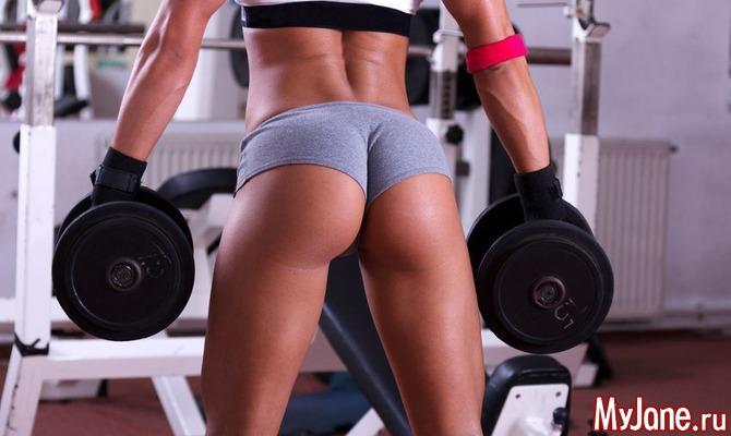 «Загружаем» мышцы бедра
