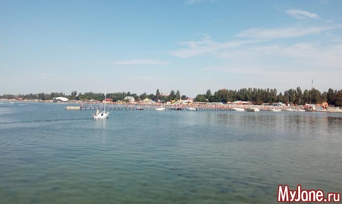 Скадовск: город с ялтинской набережной и египетским пляжем