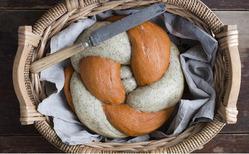 Мраморный хлеб: выпечка в мультиварке