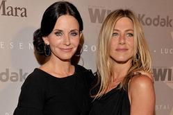 Кортни Кокс резко отозвалась о разводе Джоли и Питта
