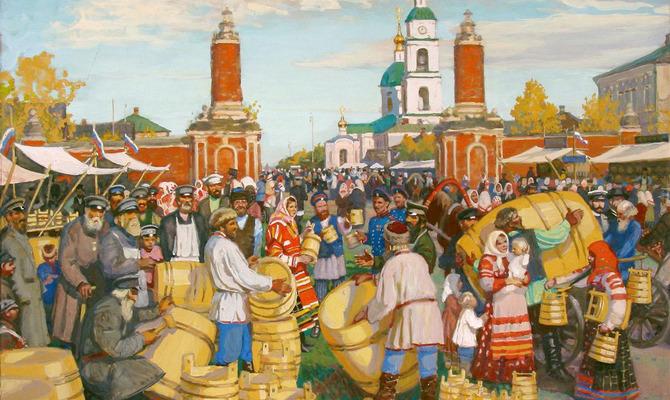 День Ярмарок и базаров