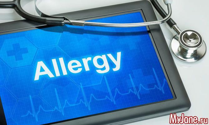 Продукты, которые могут вызвать аллергию