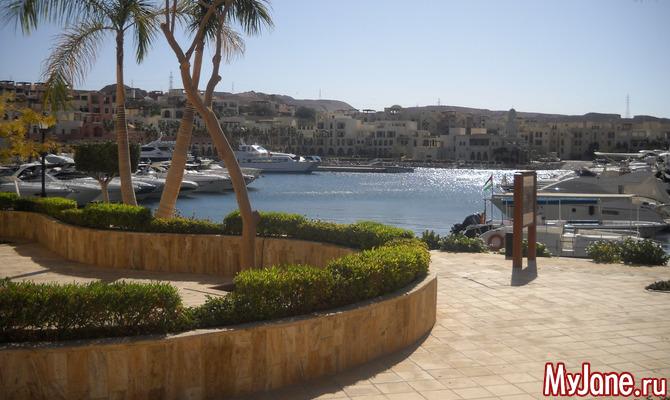 Курорт Тала Бей – райское местечко в Иордании