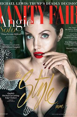 Vanity Fair доказал, что Джоли врёт, опубликовав запись интервью с актрисой