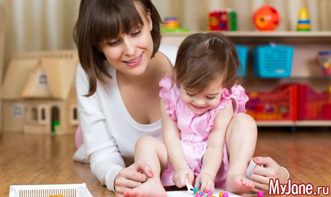 Тренажер для рук ребенка