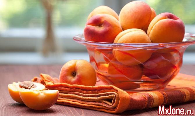 Нежные персики для здоровья и похудения