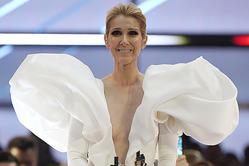 Селин Дион расправила крылья