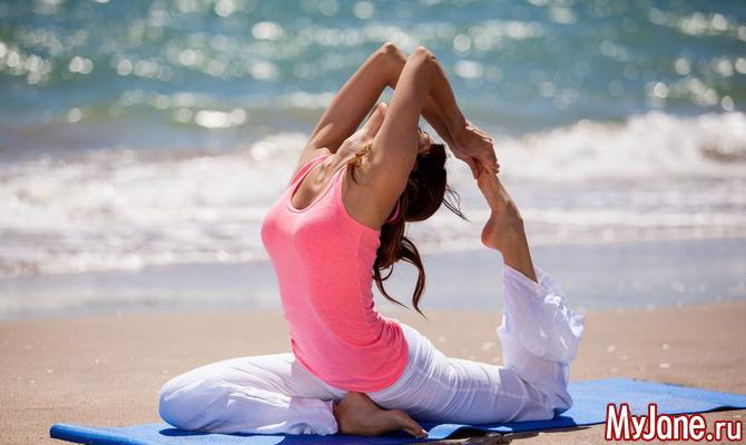 Горячая йога