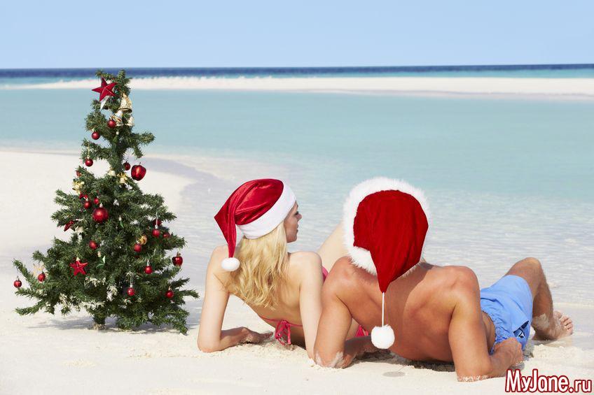 Где отметить Новый год за границей?