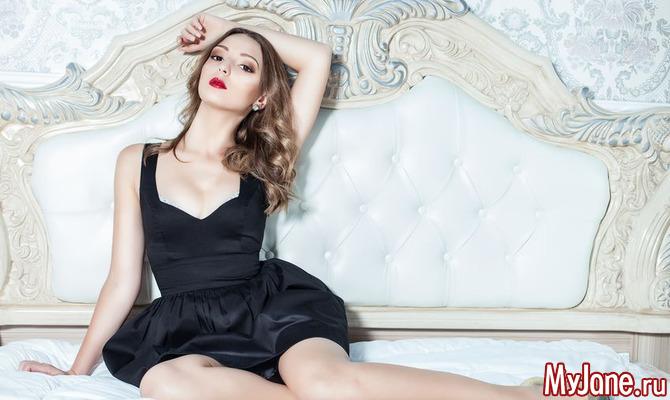 Маленькое черное платье: выходной наряд на все времена