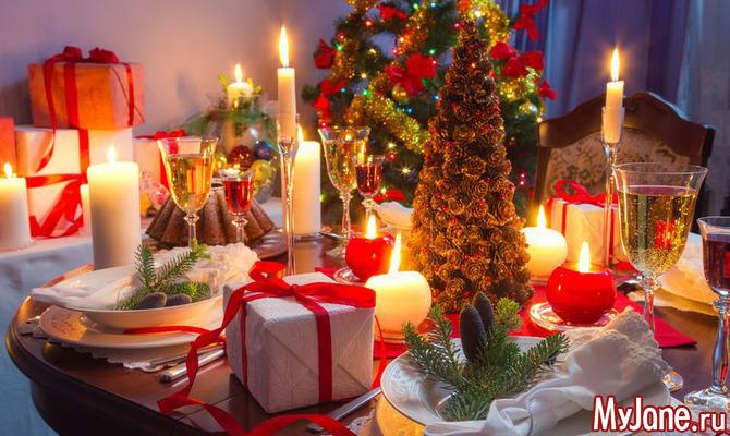 Опасности праздничного декора