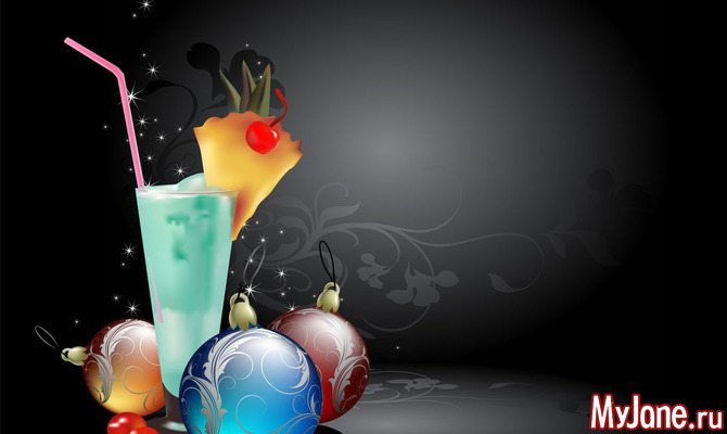 Праздничные коктейли