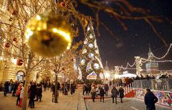 На Новый год Красная площадь будет закрыта