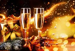 Новый год – много веселья и никакого похмелья