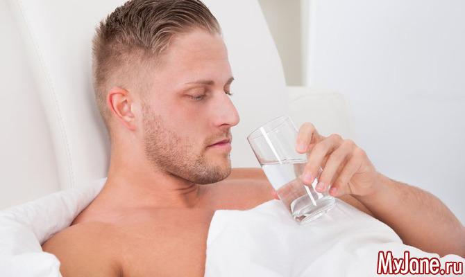 Как быстро прийти в норму после выпивки