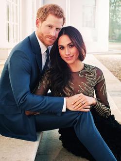 Экстрасенс рассказала, сколько продлится брак принца Гарри и Меган Маркл