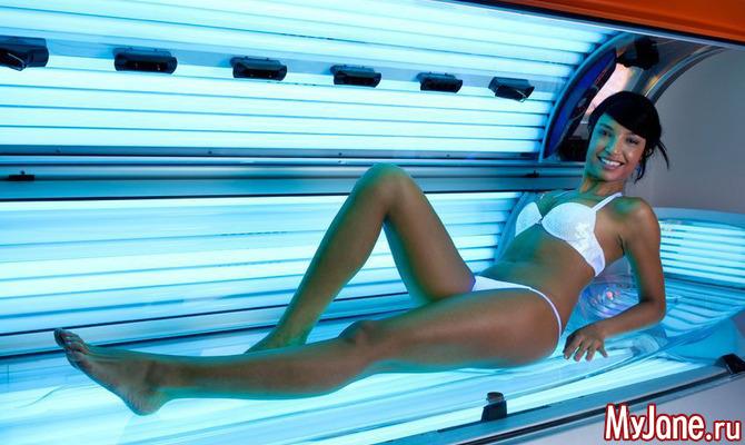 В ожидании солнечных деньков: нужен ли коже загар из солярия?