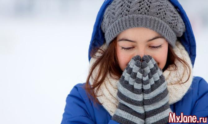 Зима, мороз... Переохлаждение и обморожения