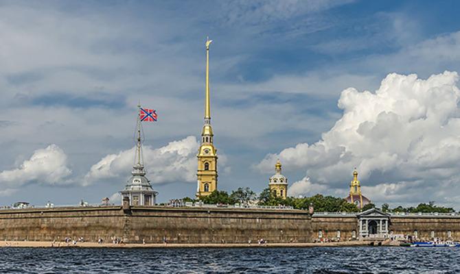 Санкт-Петербург. Главные достопримечательности северной столицы