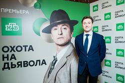 Новый сериал с Сергеем Безруковым