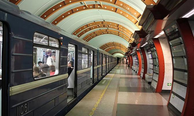 Санкт-Петербург. Шедевры подземной архитектуры