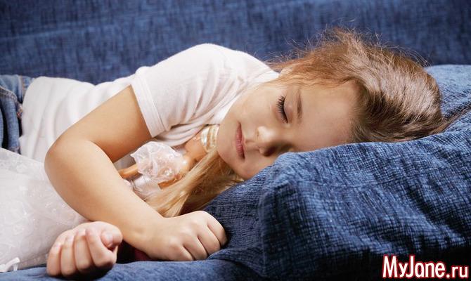 Хмурое утро или как будить ребенка?