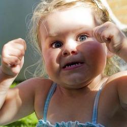 Детская агрессия. Что делать?