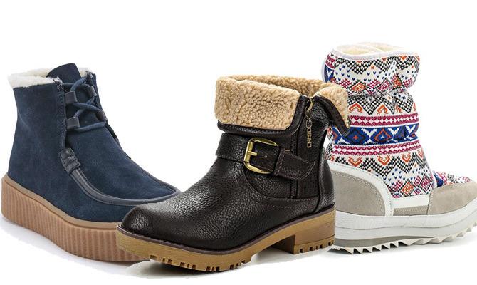 Теплая обувь для российской зимы